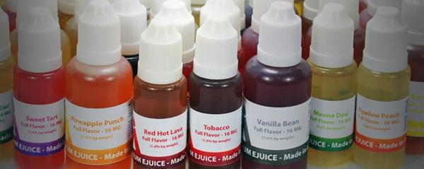 E-Cigarette-Flavors