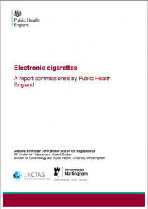Cover page - click to access report