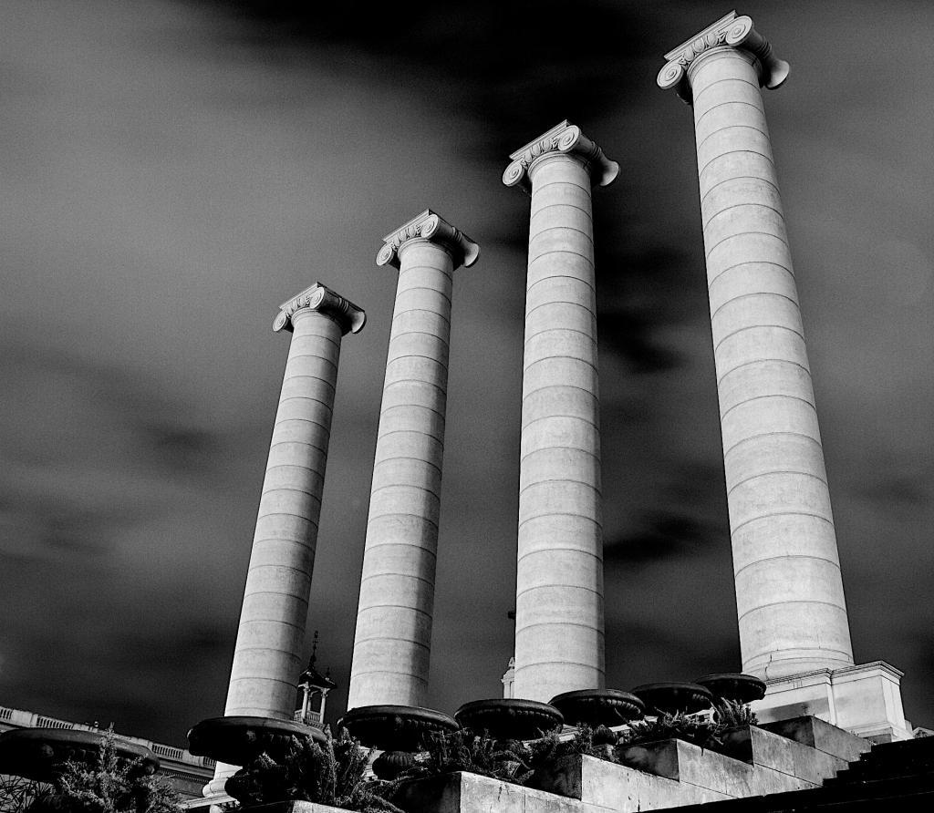 Regulation for tobacco harm reduction four pillars the for Floor pillars