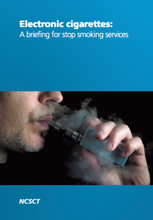 NCSCT Electronic Cigarette briefing V2