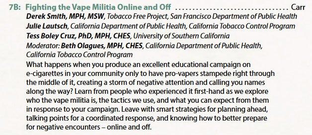 California Public Health Conference
